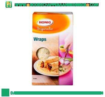 Honig Wraps aanbieding