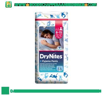 Dry nites 8-15 boy aanbieding