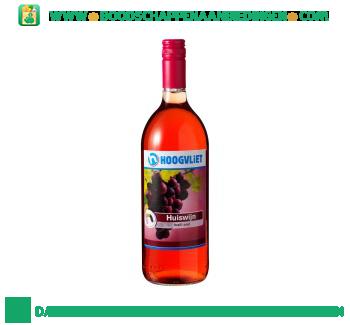 Huiswijn rosé half zoet aanbieding