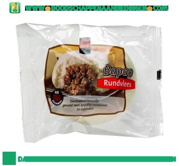 Humapro Bapao rundvlees aanbieding