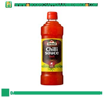 Chilli sauce hot aanbieding