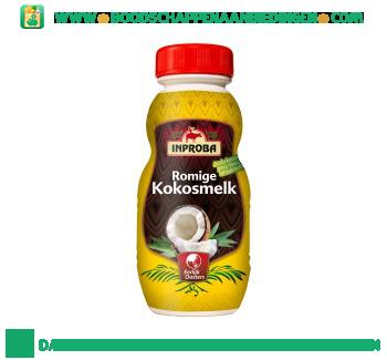 Inproba Romige kokosmelk aanbieding