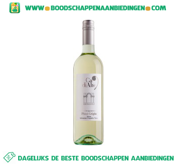 Italië Ca di Alte Pinot Grigio aanbieding