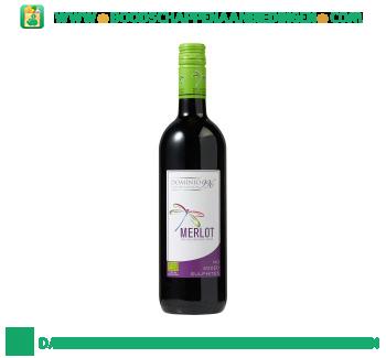 Italië Dominio 996 Merlot no sulphite aanbieding