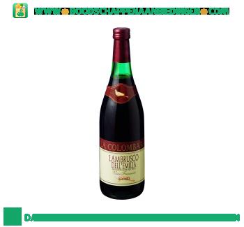 Italië Lambrusco rosso aanbieding