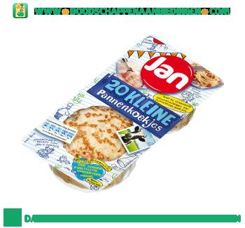 Jan Kleine pannenkoekjes aanbieding