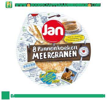 Jan Pannenkoeken meergranen aanbieding