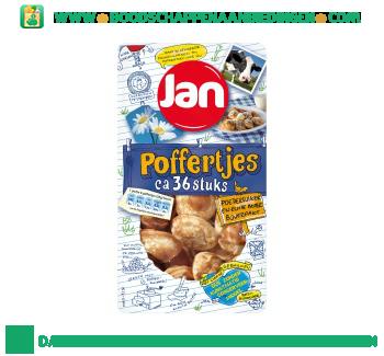 Jan Poffertjes aanbieding