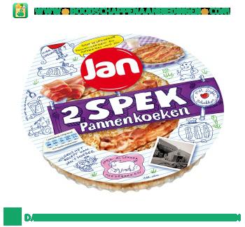 Jan Spekpannenkoeken aanbieding