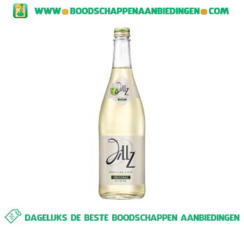 Jillz Sparkling cider magnumfles aanbieding