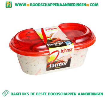 Johma Farmer salade aanbieding