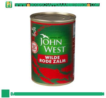 John West Rode zalm aanbieding