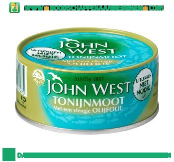 John West Tonijnmoot olijfolie aanbieding