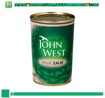 John West Wilde zalm aanbieding