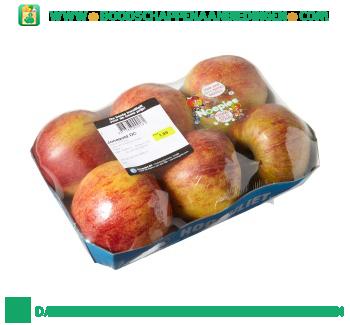 Jonagold appels op schaal aanbieding