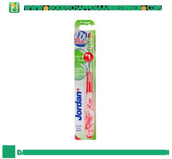 Tandenborstel individual clean medium aanbieding