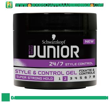 Junior Style & control gel aanbieding