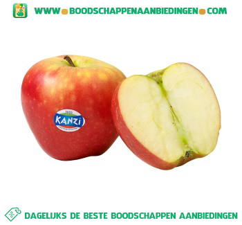 Kanzi appel aanbieding