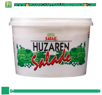 Karaat Huzaren salade aanbieding