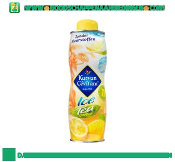 Karvan Cevitam Siroop ijsthee citroen aanbieding