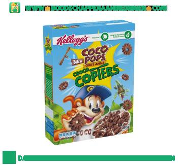 Kellogg's Coco pops croco copters aanbieding