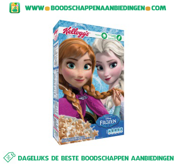 Kellogg's Frozen aanbieding