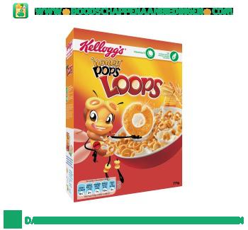 Kellogg's Honey pops loops aanbieding