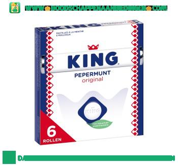 King Pepermunt original aanbieding