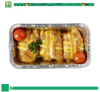 Kippendijen curry spek aanbieding