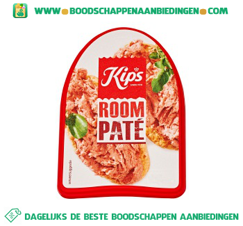 Kips Roompaté aanbieding