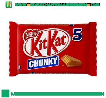 KitKat Chunky 5-pak aanbieding