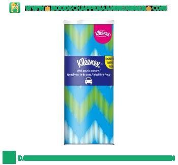 Kleenex Car tube aanbieding