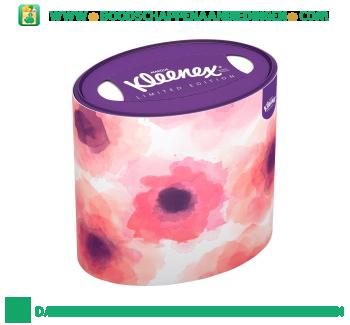 Kleenex Tissuebox ovaal aanbieding