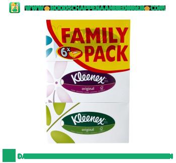 Kleenex Tissues original aanbieding