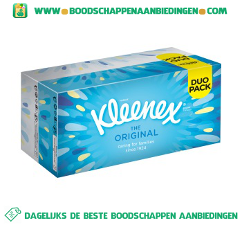 Tissues original special pack aanbieding