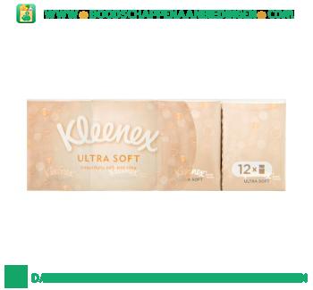 Kleenex Zakdoekjes ultrasoft aanbieding