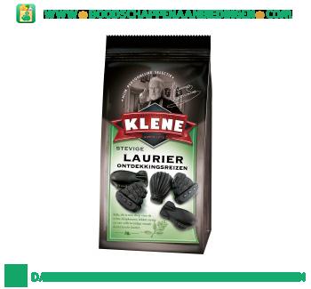 Klene Laurier ontdekkingsreizen aanbieding