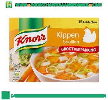 Knorr Bouillon kip aanbieding