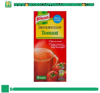 Drinkboullion tomaat aanbieding
