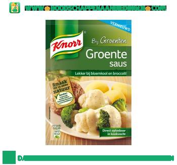 Knorr Mix groentensaus aanbieding