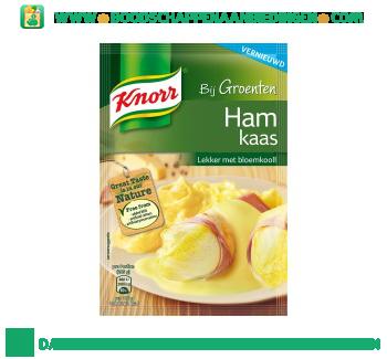 Knorr Mix ham kaassaus aanbieding