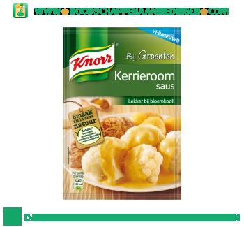 Knorr Mix kerrieroomsaus aanbieding