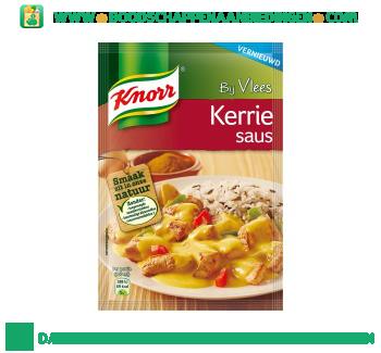 Knorr Mix kerriesaus aanbieding