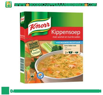 Knorr Mix kippensoep aanbieding