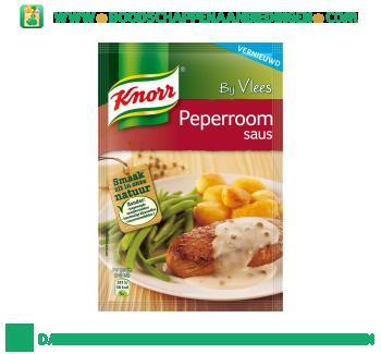Knorr Mix peperroomsaus aanbieding