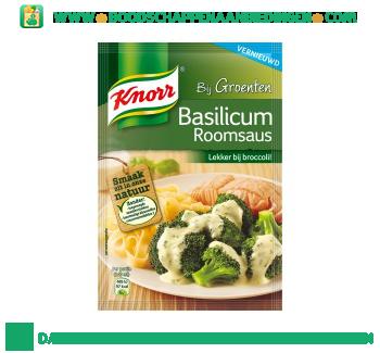 Knorr Mix roomsaus basilicum aanbieding
