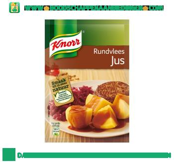 Knorr Mix rundvleesjus aanbieding