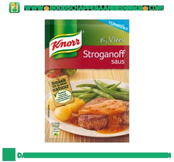 Knorr Mix stroganoffsaus aanbieding