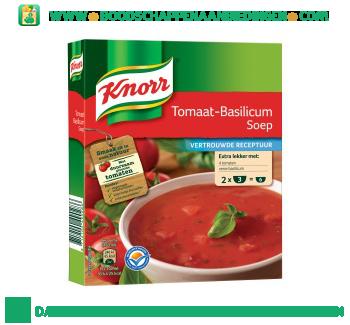 Knorr Mix tomatensoep basilicum aanbieding