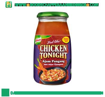 Knorr Roerbaksaus chicken tonight ajam pangan aanbieding